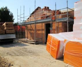 Costruire case moderne con mattoni zwa