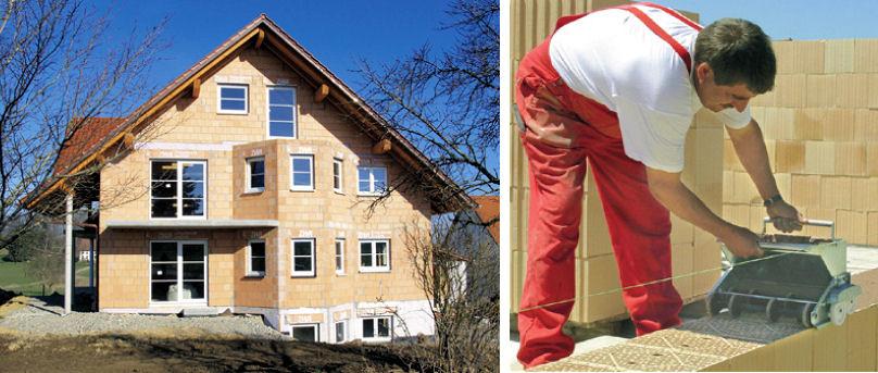 Mattoni autoportanti cemento armato precompresso for Semplici piani di casa in blocchi di cemento