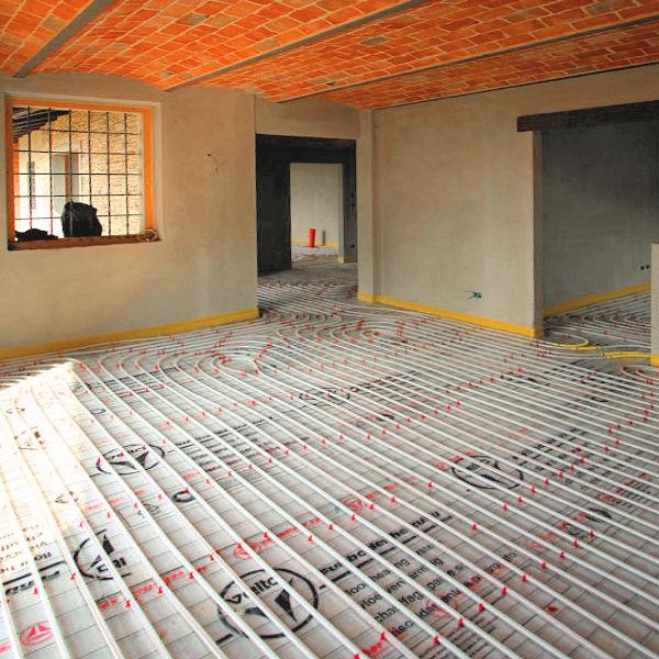 Come scegliere il riscaldamento la casa ecologica for Impianto di riscaldamento con pompa di calore