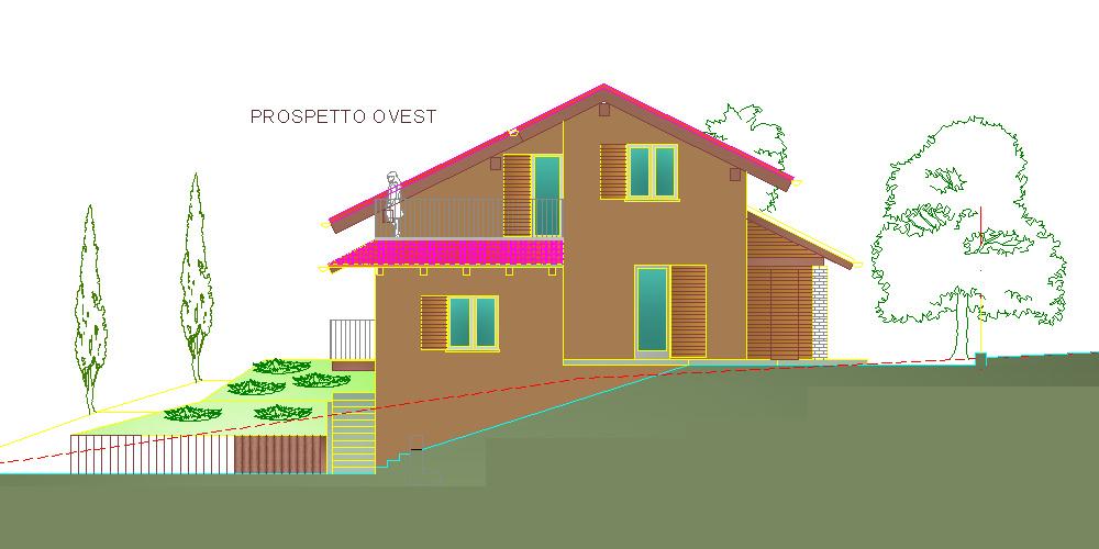 Benestare al progetto casa la casa ecologica - Progetto casa ecologica ...