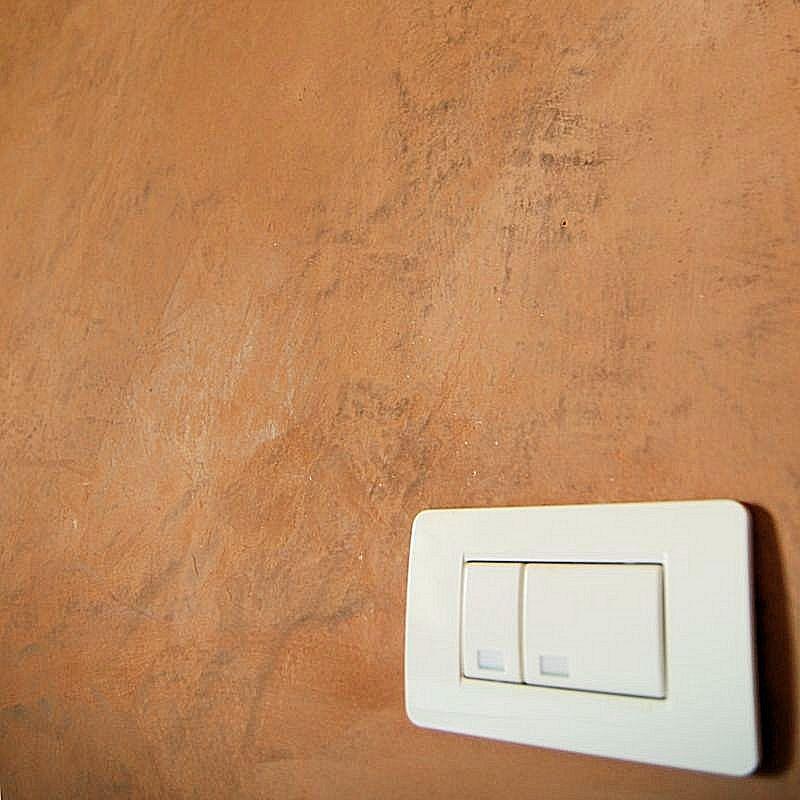 Intonaco cocciopesto per interni cemento armato precompresso - Spessore intonaco interno ...