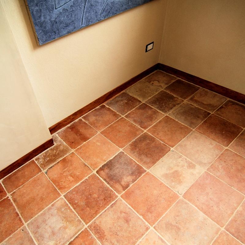 Ristrutturazione moderna con bioedilizia antica la casa - Pavimenti interni casa ...