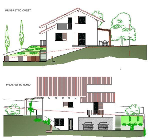 La gfe in provincia di cuneo la casa ecologica for Piani di casa a nord ovest