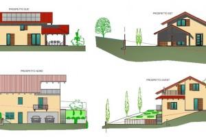 Case nelle Langhe