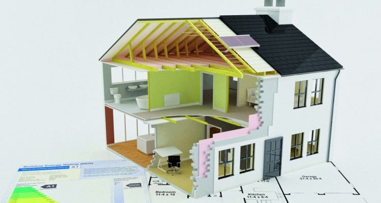 Riqualificazione energetica casa