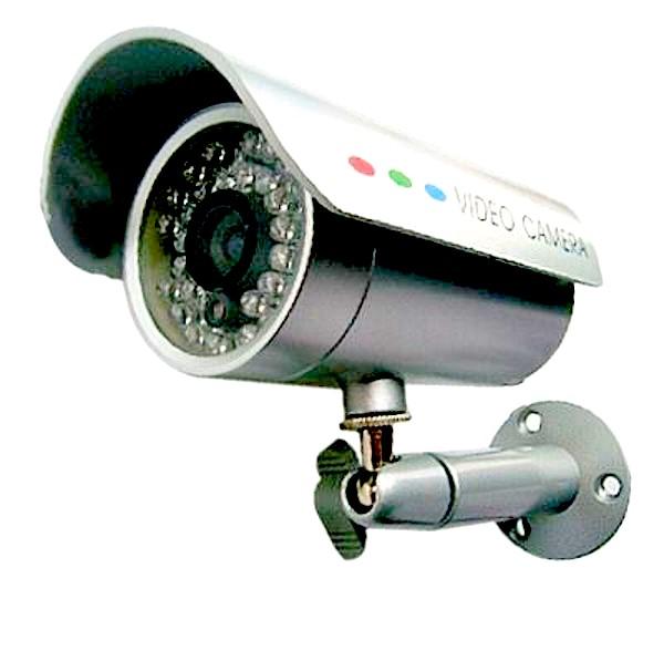 Telecamera di video sorveglianza casa