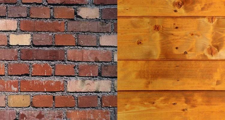 Case Di Legno E Mattoni : Casa in mattoni o casa in legno la casa ecologica