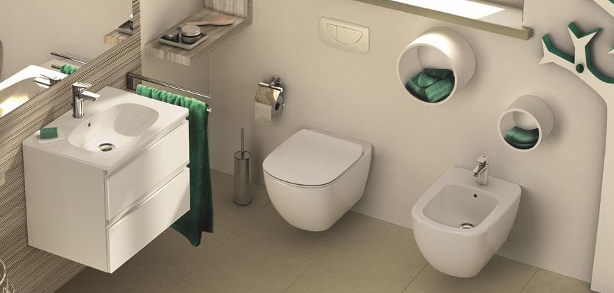 Emejing Ideal Standard Mobili Bagno Pictures - Idee Arredamento Casa ...
