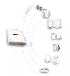 Adattamento_Commutatore_segnale_filare_wireless_antifurto