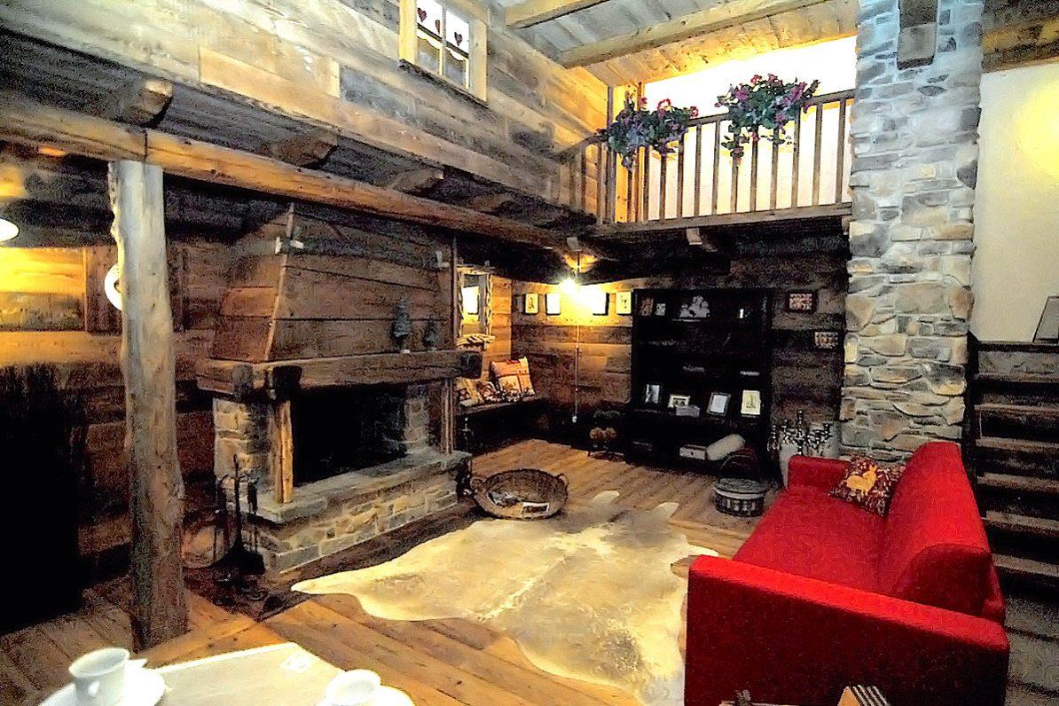 Arredamento Per Baite Di Montagna : Interno chalet di montagna best great case in legno interni con