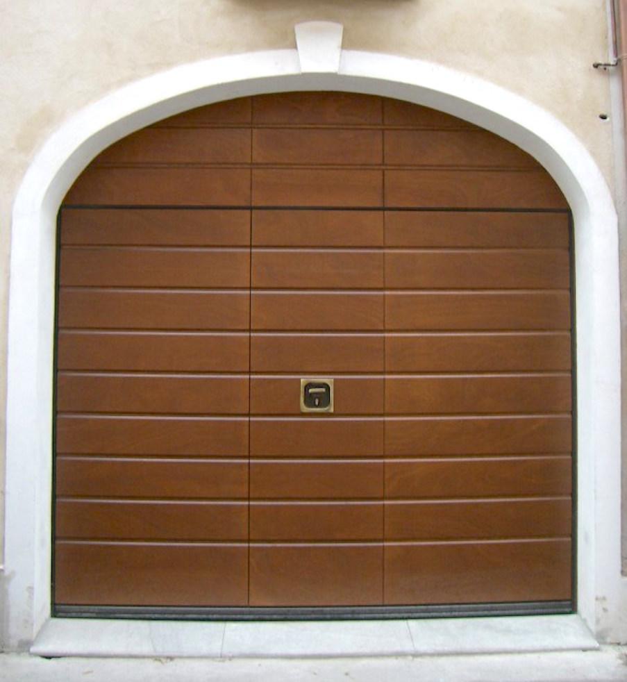 Basculanti con porta grandacasa - Basculante con porta pedonale prezzo ...