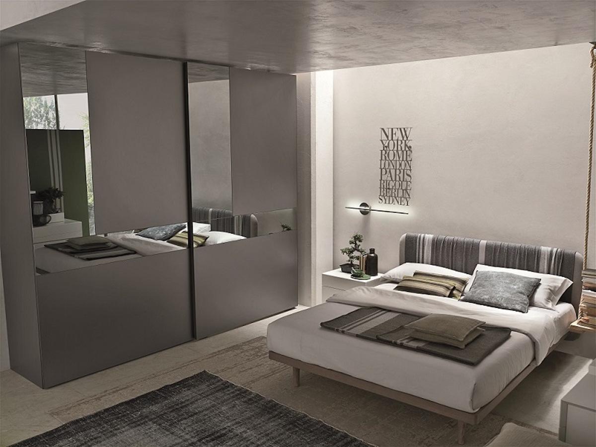 Camera completa tomasella grandacasa - Camera da letto completa moderna ...