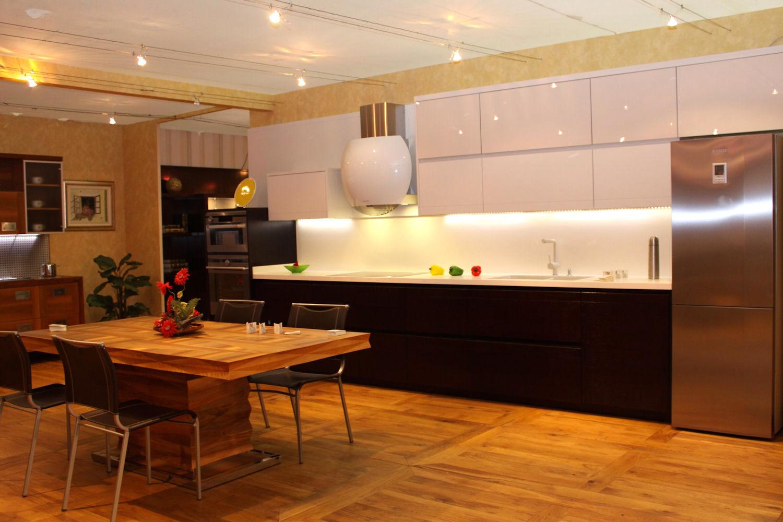 Cucina laccata villosio crissy grandacasa - Cucina moderna laccata ...