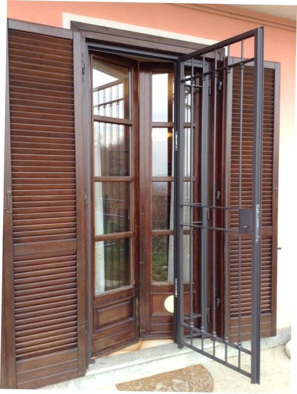 Inferriate mobili grandacasa - Cancelli per porte finestre ...