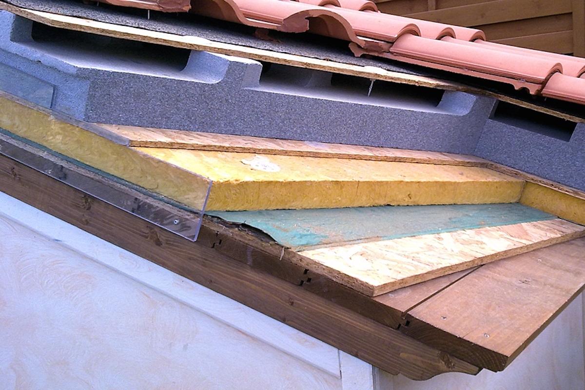 Isolamento tetto e soluzioni a risparmio energetico - Materiale isolante per tetti ...