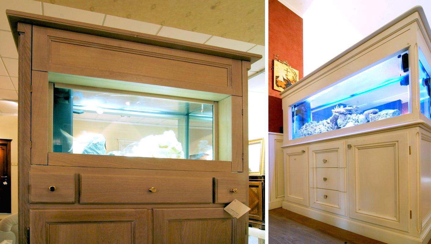 Mobili per acquari grandacasa - Costruire mobile acquario ...