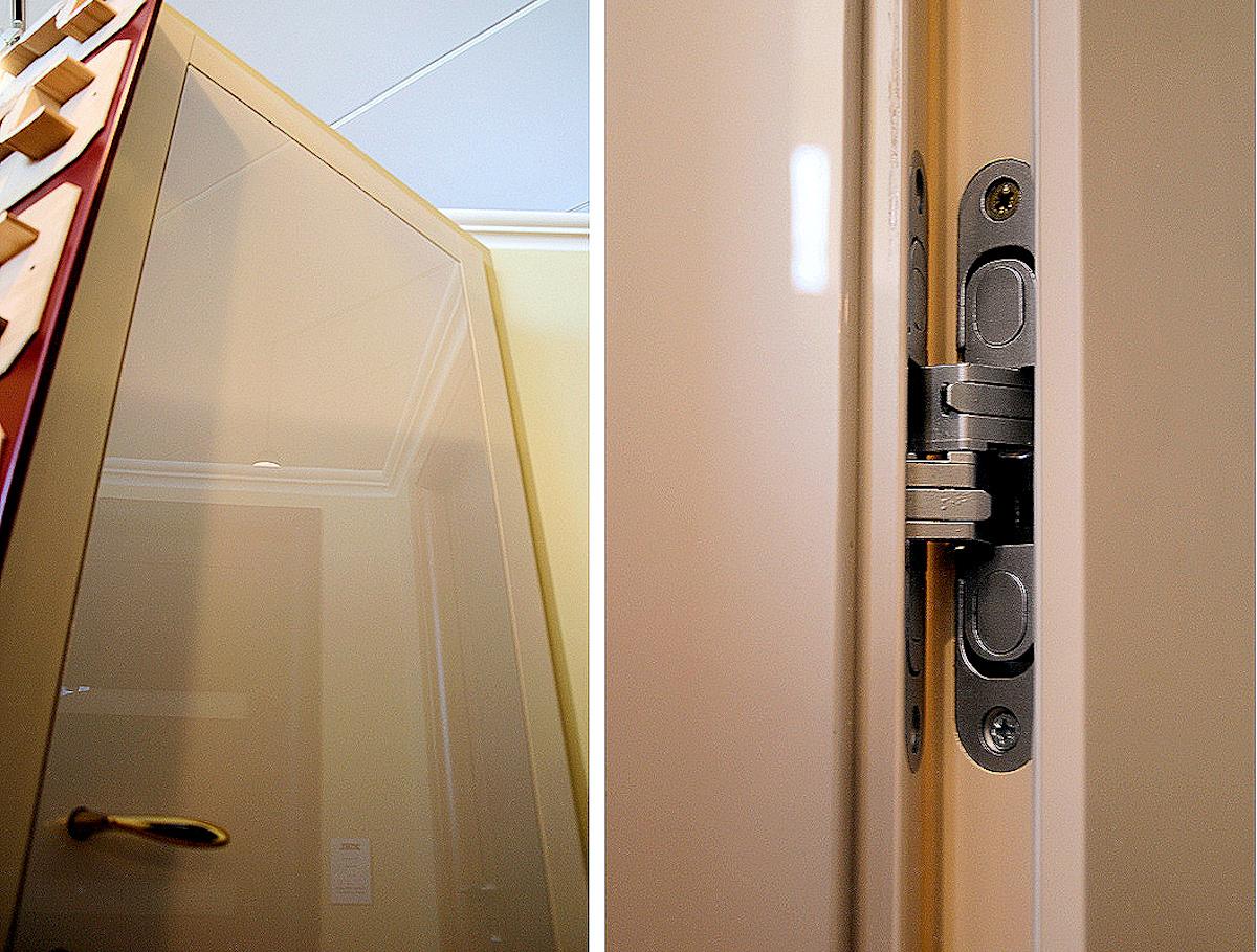 Porte filo muro grandacasa - Porte interne a filo muro ...