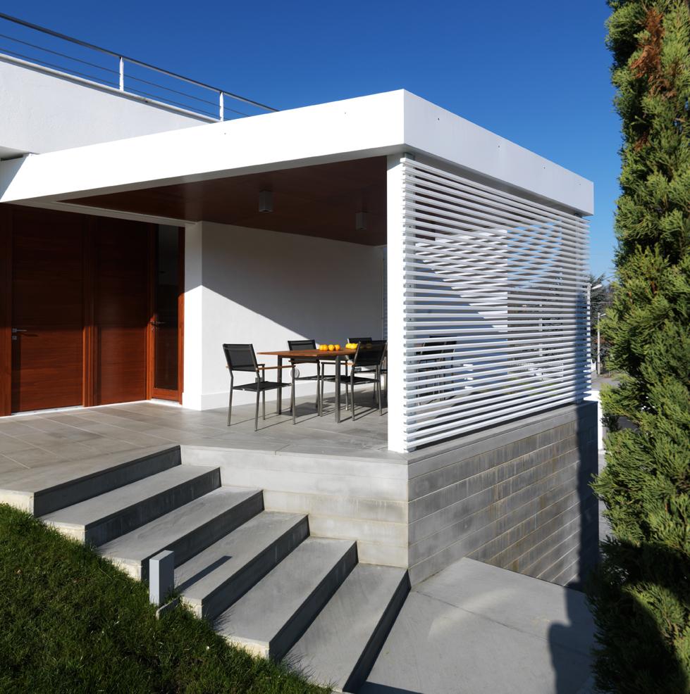 Frangisole moderni da giardino grandacasa - Esterni moderni ...