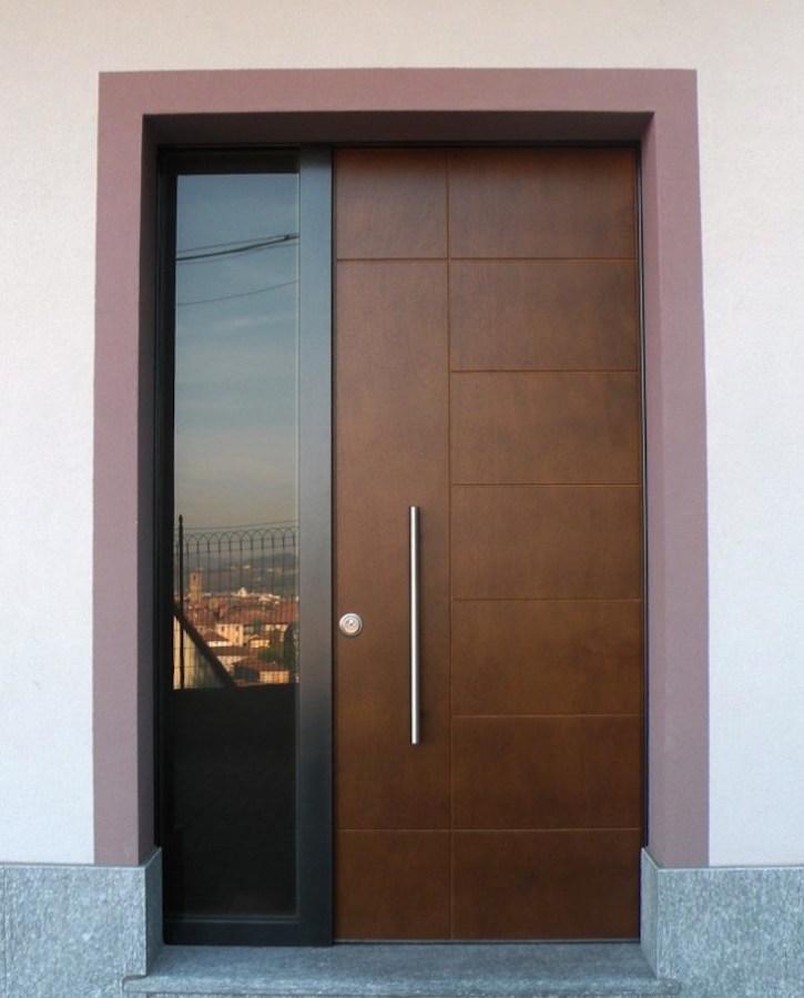 Porte blindate in cuneo e provincia grandacasa - Porte ingresso vetro ...