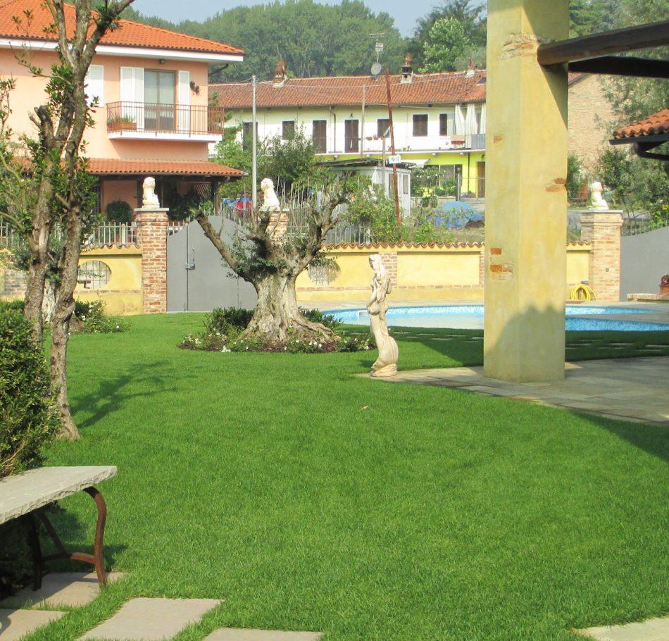 Free piccoli giardini with arredare piccoli giardini - Piccoli giardini di casa ...