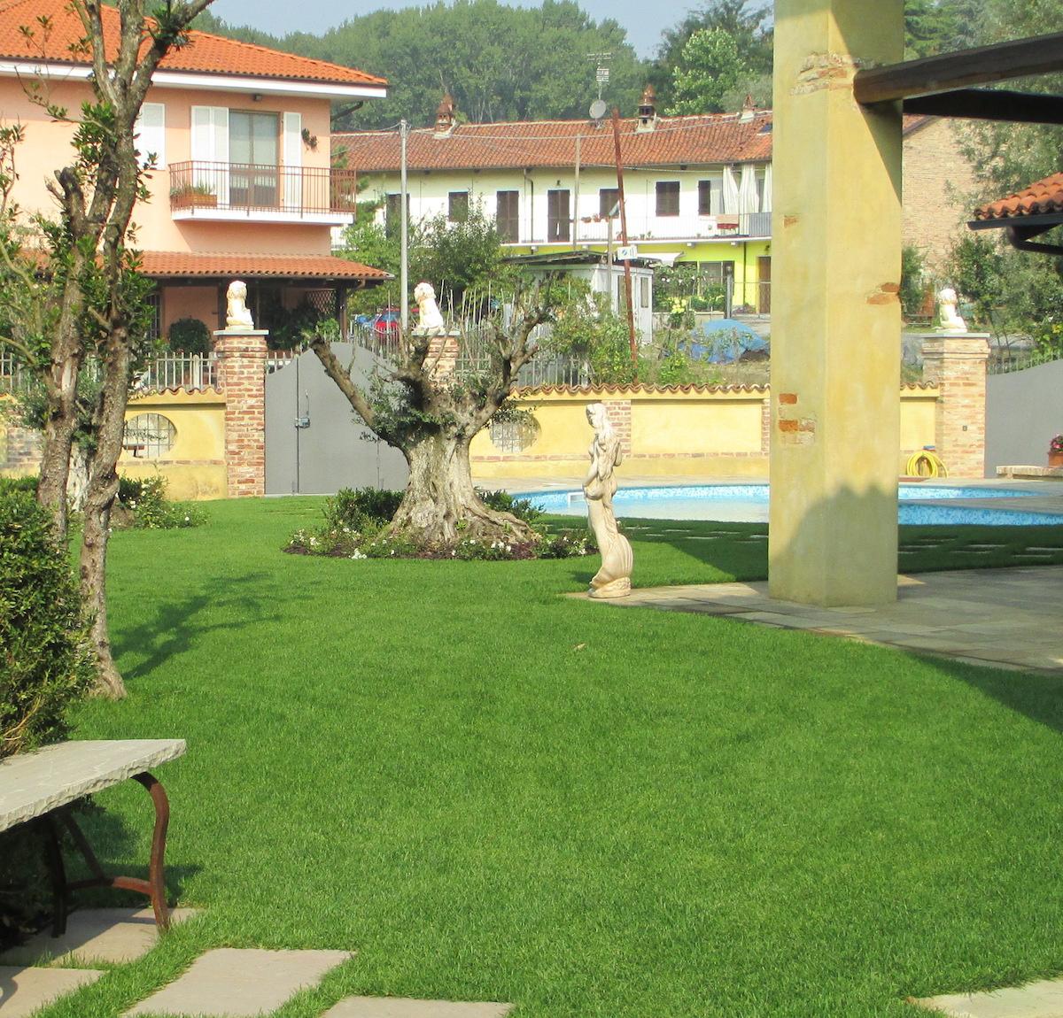Finest curiamo la e programmata di giardini privati di for Alberi per piccoli giardini